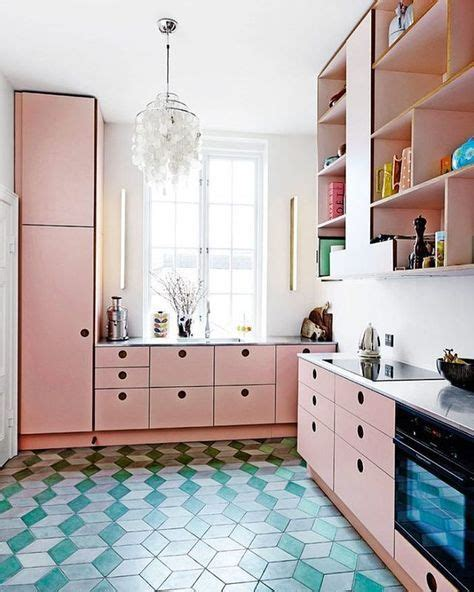 pink kitchen cabinets best 20 pink kitchen cabinets ideas on pink cabinets pink kitchen inspiration and