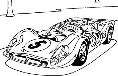 Car Coloring Pages Coloringpages1001 Com Car Coloring Pages