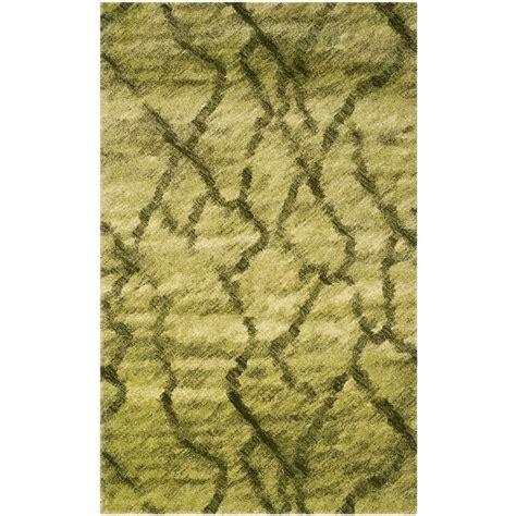 green throw rugs safavieh retro black light grey 5 ft x 8 ft area rug ret2692 9079 5 the home depot