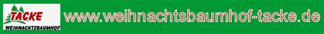 weihnachtsbaumhof tacke weihnachtsbaumverkauf