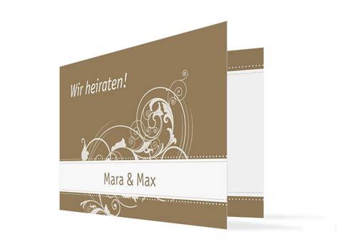 hochzeitseinladungen ohne foto hochzeitseinladung selbst gestalten klappkarte
