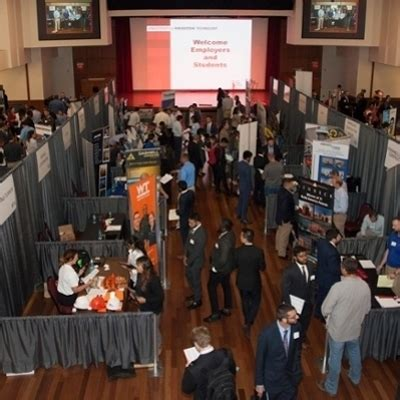 Mba Career Fair Houston by College Of Technology Of Houston