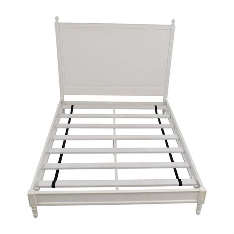 Wrought Iron Four Poster Bed Frames 76 Wrought Iron Distressed White Four Poster Bed Beds