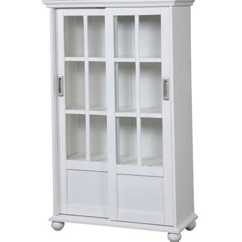 Create An Antique White Bookcase Doherty House Antique White Bookcase With Doors