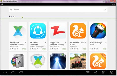 bluestacks xender for pc xender for pc download windows xp 7 8 8 1 10 free xender