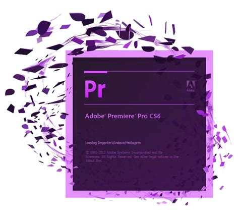 Adobe Premiere Pro Cs6 adobe premiere pro cs6 version single link