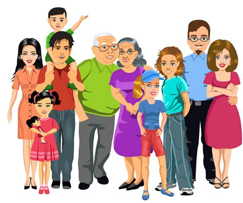 imagenes de la familia extensa sue 241 o con mediar la familia
