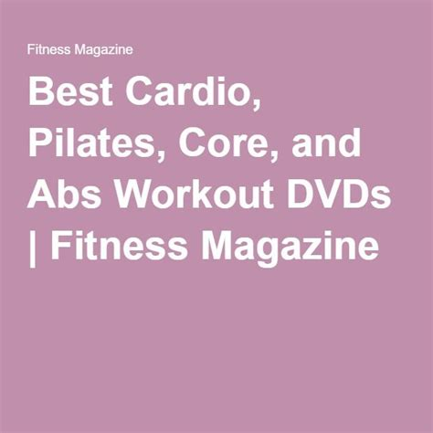 25 best ideas about best workout dvds on