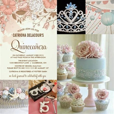 themes for a quinceanera in spring pretty in pastels a spring floral sweet fifteen