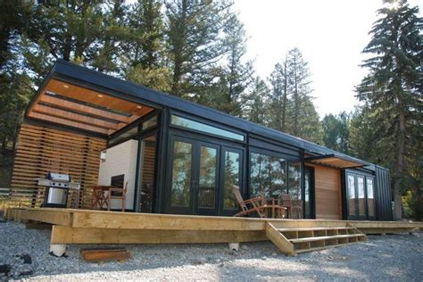 Prefab Cottages Prefab Homes And Modular Homes In Canada Prefab Cottage Homes