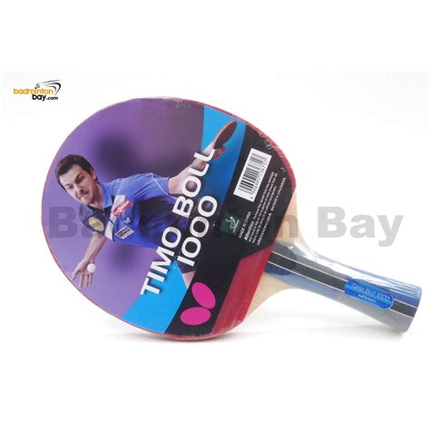 Bat Butterfly Timo Boll 1000 butterfly timo boll 1000 fl shakehand table tennis racket