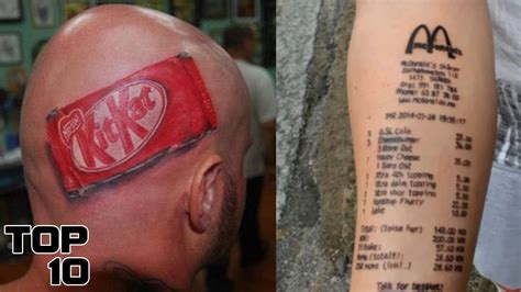 dumbest tattoos ever top 10 worst tattoos part 2