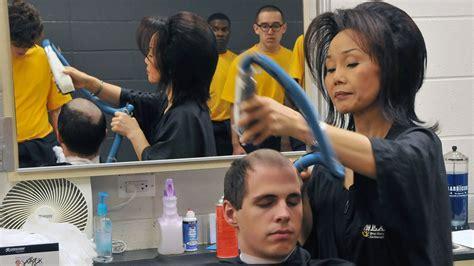 navy female hair regulations about bangs navy hair regulations 2017 youtube