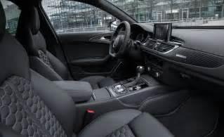 Audi Rs6 Interior Car And Driver