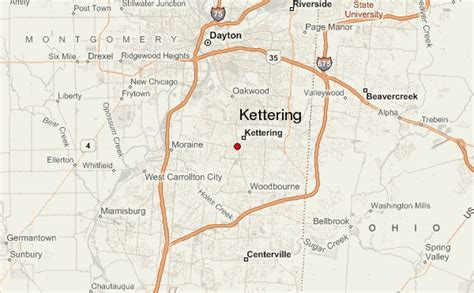 kettering location guide