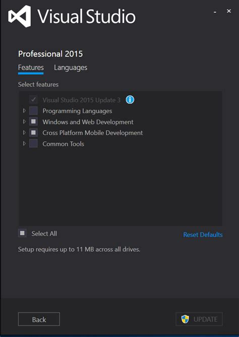visual studio android xamarin android install visual studio emulator for android with vs 2015 professional stack