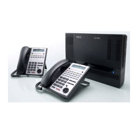 Pabx Nec Sl1000 4 Line 16 Extension oa office solutions nec pabx sl1000