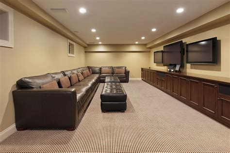 idea lighting 18 lighting ideas for basement to provide spacious feeling