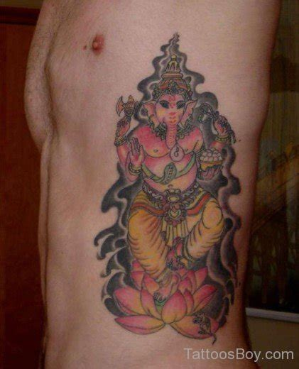 ganesh tattoo ribs ganesha tattoos tattoo designs tattoo pictures page 32