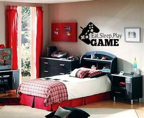 room decals for eat sleep play boy lettering decal wall vinyl decor sticker room sports ebay