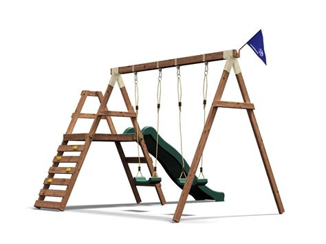 childrens wooden climbing frames swings childrens wooden climbing frame swing slide sets kid