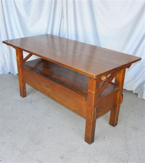 bench converts to table bargain john s antiques 187 blog archive mission quarter