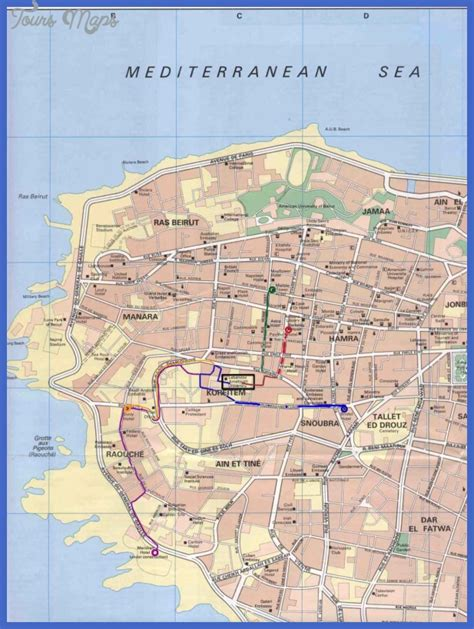 business directory lebanon lebanese touristic guide beirut map tourist attractions toursmaps com