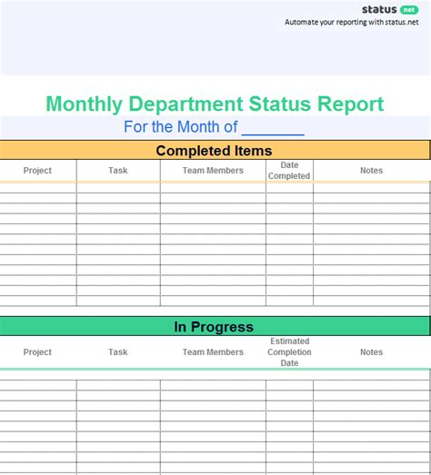 simple status report template simple status report coles thecolossus co