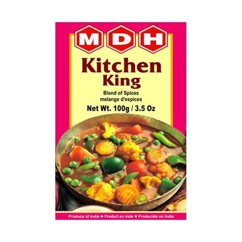 Kitchen King Recipes by Mdh Kitchen King Spice Store