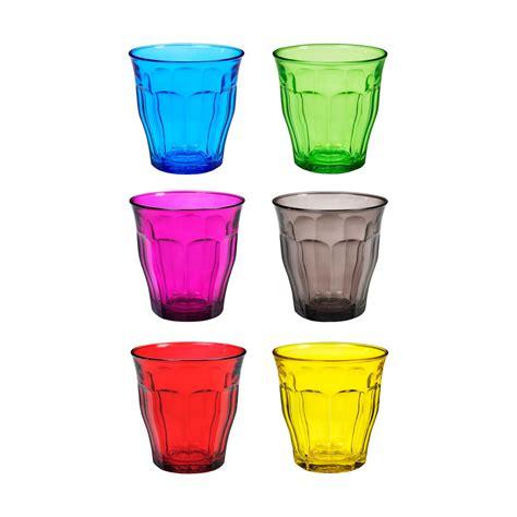 Color Glass duralex glasses moma design store