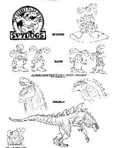 godzilla 1998 coloring pages godzilla 1998 coloring pages drawings sketch coloring page