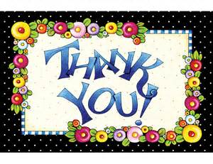 Spanish Awnings Thank You Postcards From Mary Engelbreit Tcr4807
