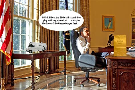 Obama Oval Office Desk It S National Goof Day Spend It With The Rocket Oddo Print Shop Until 2 30 Rocket