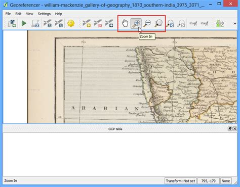 qgis tutorial carte georeferenziare mappe e carte geografiche raster qgis
