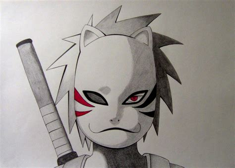 Drawing Kakashi by Kakashi Drawing At Getdrawings Free For Personal Use