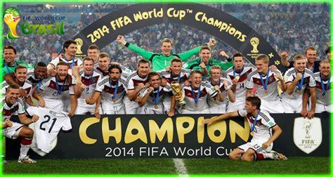 wann war deutschland weltmeister wir sind weltmeister 2014 justgameplay