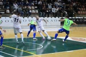 Kaos Udinese Udinese 1 futsal kaos real rieti 6 2 la cronaca e il tabellino