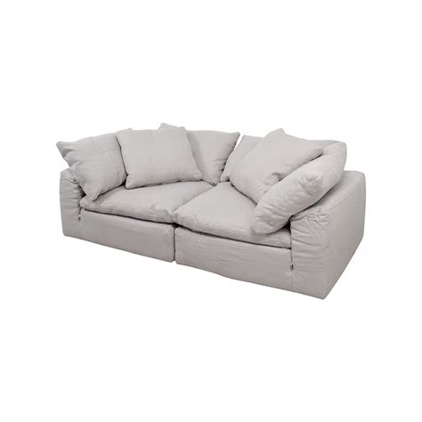 used restoration hardware sofa 71 off restoration hardware restoration hardware the