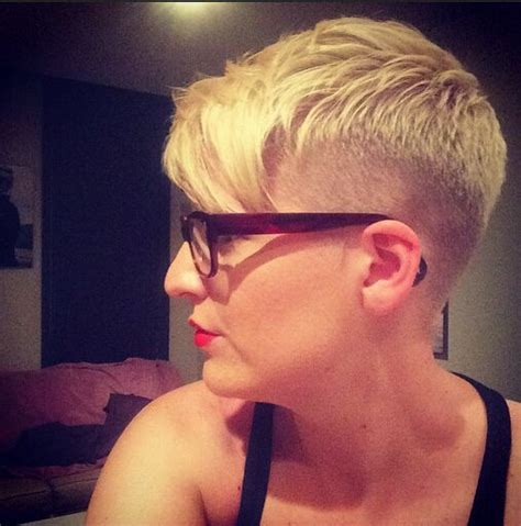 very short pixie hair styles with no side burns on women 428 best short faded and tapered images on pinterest