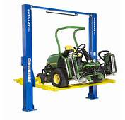 BendPak Lifts  Bend Pak XPR 7TR 2 Post Turf Lift Equipment