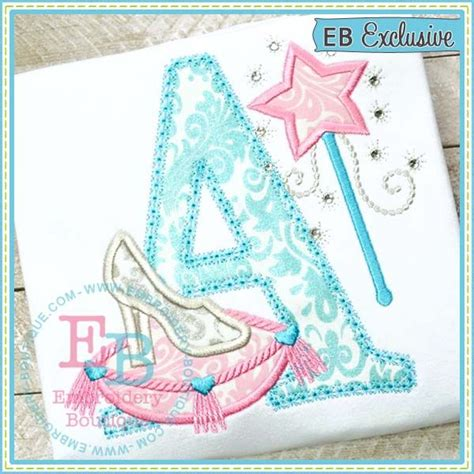 Glass Applique by Glass Slipper Applique Alphabet Embroidery Fonts