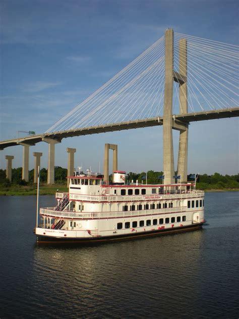 savannah boat cruise riverboat images photo courtesy of savannah riverboat