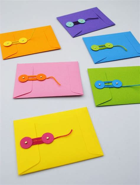 How To Make String On Paper - best 25 envelopes ideas on envelope