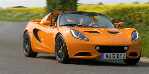 the new lotus the lotus elise is returning to america in 2020