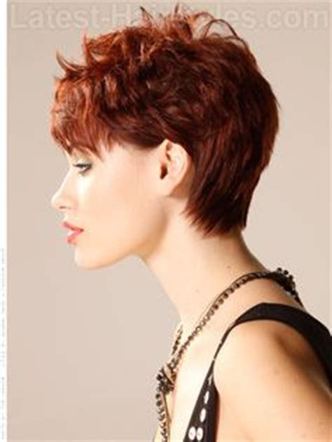 pictures short hairstyle curls and volume above ears cream of the crop short blonde highlighted curly look over
