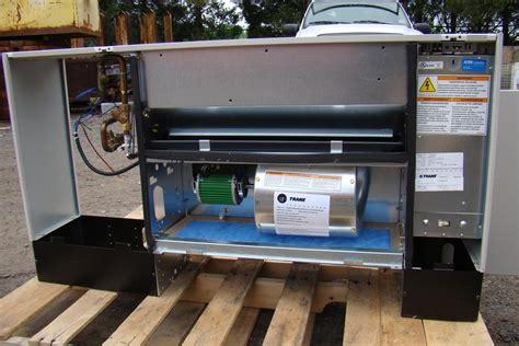 trane fan coil units trane heat pump air conditioner q cycle fan coil vertical