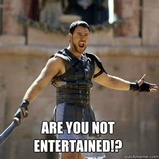 Are You Not Entertained | 5 steps to succeed with internet marketing motherlode