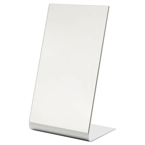 Tysnes Table Mirror 22x39 Cm Ikea White Desk Mirror