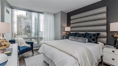 chicago one bedroom apartment large streeterville one bedrooms a block from whole foods