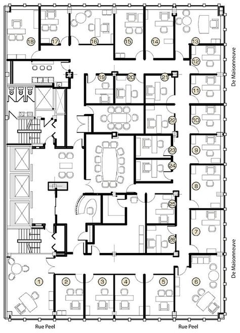office building floor plans pdf executive office layout design vitlt com